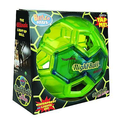 New Britz'n Pieces Tangle Nightball Mini Soccer Ball Bma813