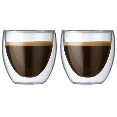 Bodum Pavina 2Pc Double Wall Thermo Glasses 250Ml