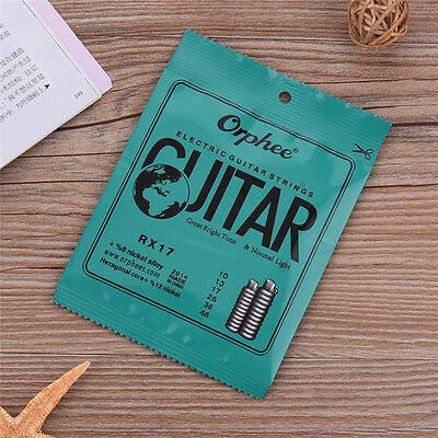 HOT RX Orphee Guitar Strings High Quality Electric Guitar Strings RX17010