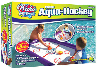 New Wahu Pool Party Aqua-Hockey Bma659 Inflatable Pool Toy