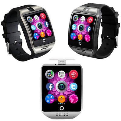 Bluetooth Smartwatch Armband Uhr Tablet Android Ios Smartphone Handy Q18 Watch