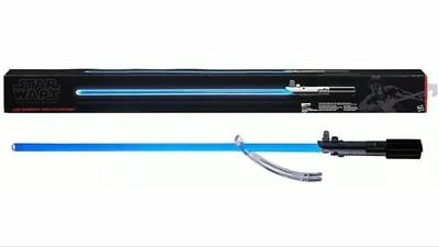 Hasbro Star Wars Black Series Ep5 Luke Skywalker Force Fx Lightsaber Blue