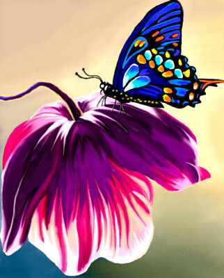 Butterfly kisses - new 100ml fragrance oil for candles melts soap burners beads