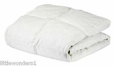 Roma Anti Allergy Microfibre Baby / Toddler 4.5 Tog Cotbed /Junior Bed Duvet