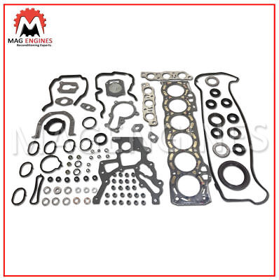 Full Gasket Kit Toyota 1G-Fe 04111-70090 For Mark 2 Chaser Cresta Crown 2.0 Ltr