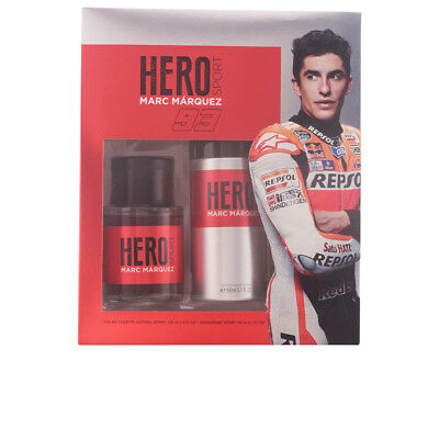 Parfüm-Sets Marc Marquez men HERO MARC MARQUEZ SET 2 pz