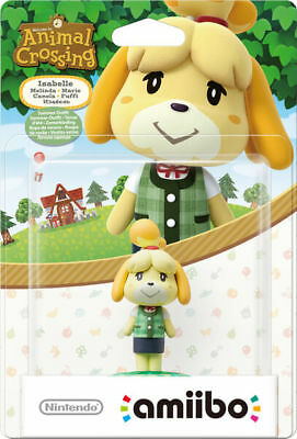 Nintendo Amiibo - Isabelle Summer Outfit - Animal Crossing Collection
