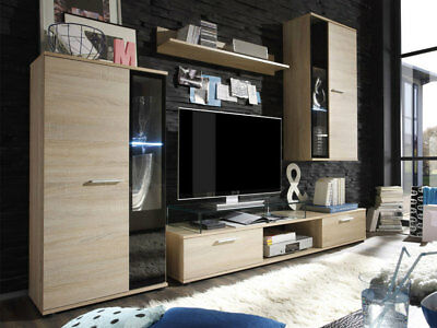 salsa tv stand unit, wall mounted display unit,floor cabinet, shelf. 4 pieces !!