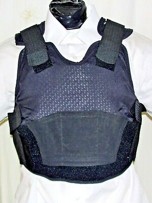 Other Current Field Gear New Large Carrier IIIA Concealable Body Armor BulletProof Vest with Inserts Personal, Field Gear