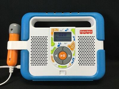 Fisher Price Kid Tough MP3 Blue Music Player - TESTED!