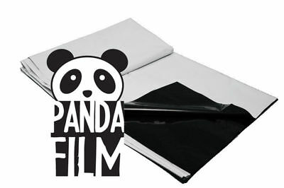 BLACK/WHITE POLY 10' x 10' ft 25' 50' 100' Panda Film Reflective Sheet Grow Room