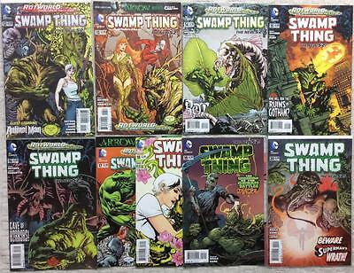 Swamp Thing #12 - #20 (New 52 2012) 9 X issues in FN - NM condition