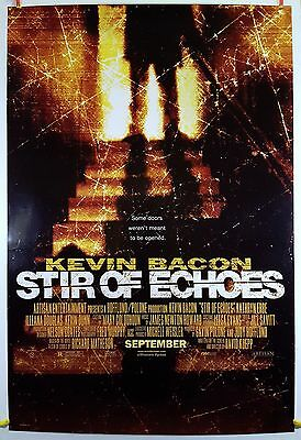 Stir of Echoes 1999 Original Movie Poster 27x40 Rolled Double-Sided