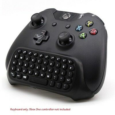Wireless 2.4G Media Gaming Keyboard for Microsoft Xbox One Controller