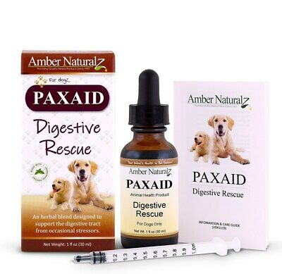 Paxxin ~ 1oz. ~ Digestive & Immune Support for Dogs, Birds, Rabbits, Guinea Pigs