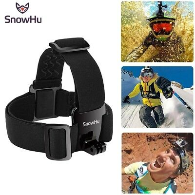 Head Strap Action Camera For Gopro Hero Black Elastic Type For Sport Cameras UK