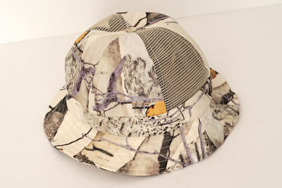 ... sports shoes Supreme Aspen Wood Bell Crusher Bucket Hat Camo Military  Real Tree Box Logo Ml ... ae9959ab6ad2