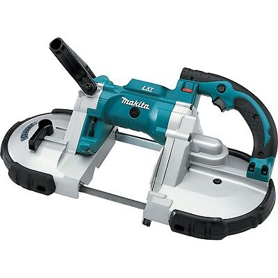 Makita XBP02Z 18V LXT Lithium-Ion Cordless Portable Band Saw, Tool Only New