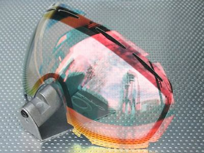 ZERO Goggle Replacement Lens for Oakley Canopy - Ruby Clear [zrl-cano-rubycle]