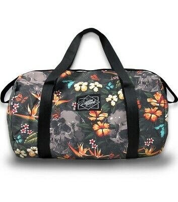 LIQUORBRAND Aloha Large Travel Overnight Gym Duffel Duffle Bag