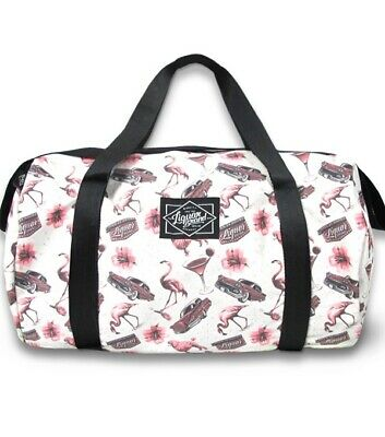 LIQUORBRAND Vegas Large Travel Overnight Gym Duffel Duffle Bag