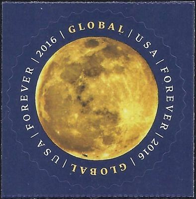 US Scott #5058 The Moon - Global Forever Rate $1.15 - 2016 MNH Single