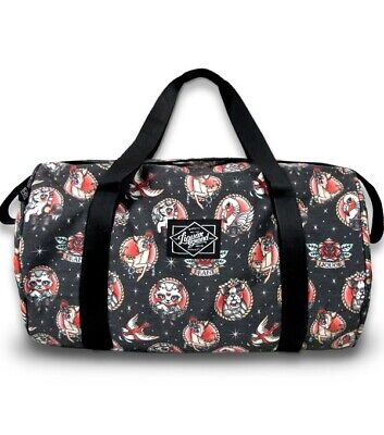 LIQUORBRAND Animal Hospital Large Travel Overnight Gym Duffel Duffle Bag
