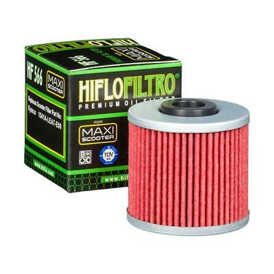 KAWASAKI 350i DOWNTOWN IE ABS 09 - 16 OIL FILTER GENUINE OE QUALITY HIFLO HF566
