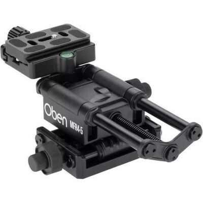Oben MFR4-5 Macro Focusing Rail. Barely Used. Free Shipping!