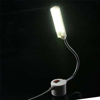 Sewing Machine Light 12/20/30LED Magnetic Mounting Flexible Arm Night Lamp Light