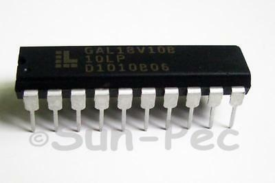 Lattice GAL18V10B-10LP High Performance E2CMOS PLD Generic Array Logic 1pcs New