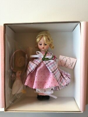Madame Alexander Mother Goose Doll, New In Box