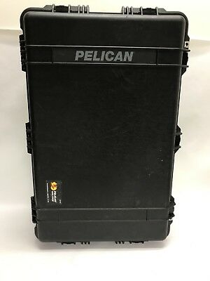 Pelican 1650 Rolling Hard Case - Free Shipping