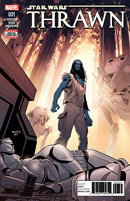 STAR WARS THRAWN #1 Marvel Comics 1st Print