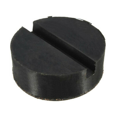 Universal Trolley Jack Adapter Axle Stand Rubber Saddle Jacking Pad Pinch Weld
