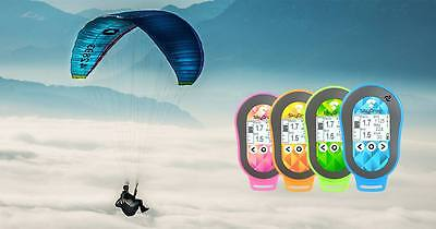 SkyDrop with double battery - lightest combined GPS variometer, paragliding