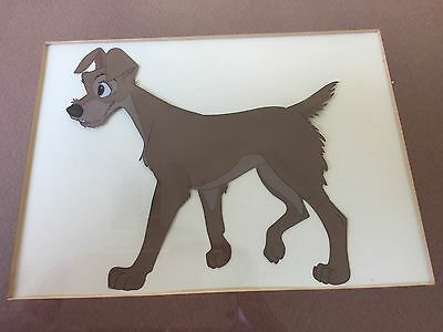 "Disney Tramp Cel From 1955 ""Lady and the Tramp"" Movie"