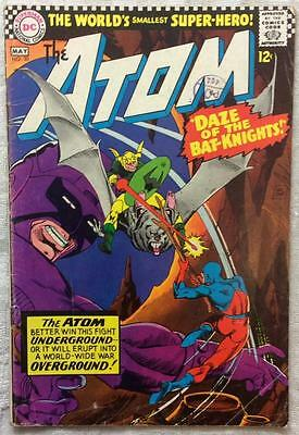 Atom #30 (1967 DC 1st series) VG/FN condition 49 yrs old Silver Age