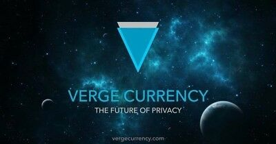 200 Verge XVG cryptocurrency coins Sent fast and secure