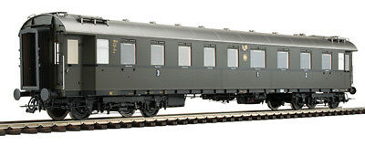 KM1 D28 Railroad Cars 1 2 3rd Class 202841 DRG 1 Gauge OVP for Märklin Kiss