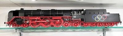 Kiss BR 05 Olympia Locomotive 1 Gauge Limited to 45 Pieces with ESU