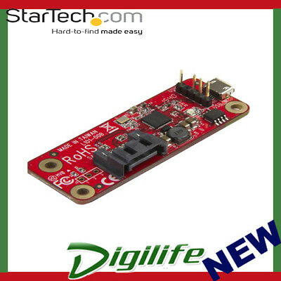 StarTech USB to SATA Converter for Raspberry Pi and Development Boards