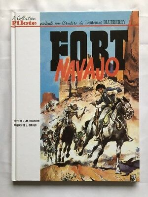 BD - Blueberry 15 Fort Navajo Fac simile / 2010 / CHARLIER & GIRAUD / LOMBARD