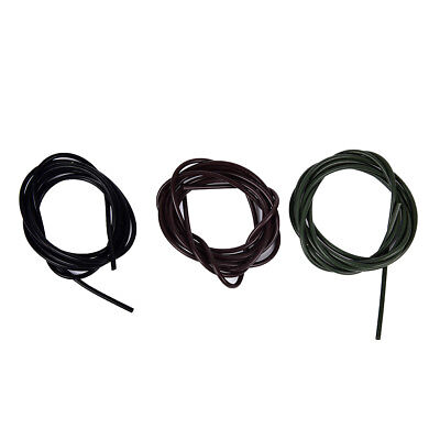 3x 1 meters Silicone Rig Tubes ID 1mm Carp Fishing Terminal Tackle J/&S