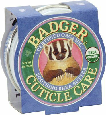 Cuticle Care, Badger, 0.75 oz 2 pack