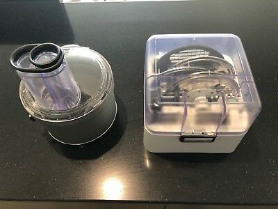 KitchenAid KSM2FPA Food Processor Attachment With Blades and Dicing Kit