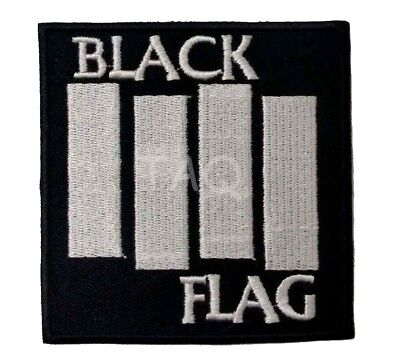 Metal Rock Punk Music Band Sew/Iron On patch Bags DIY Embroidered Gift badge