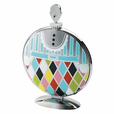 Alessi - Fatman Folding Cake Stand - NEW - Stainless Steel - Marcel Wanders