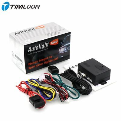 Universal 12V Car Auto Light Sensor System Automatically Control The Lights ON a
