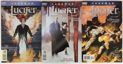 Lucifer #1 to #3 complete series (DC 1999)